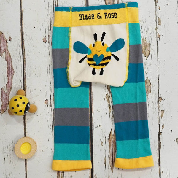 Buzzy Bee Leggings children's Leggings