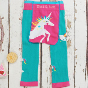 Flying Unicorn Leggings - Children's Leggings