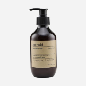 Meraki Exfoliating Soap Northern dawn