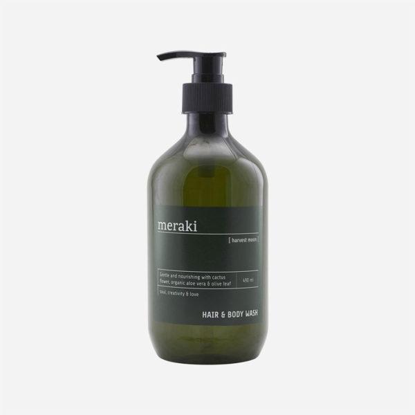 Meraki Hair & Body Wash Harvest Moon