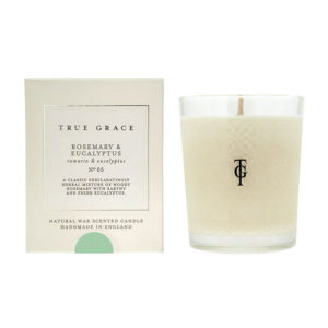 True Grace Classic Rosemary & Eucalyptus Candle