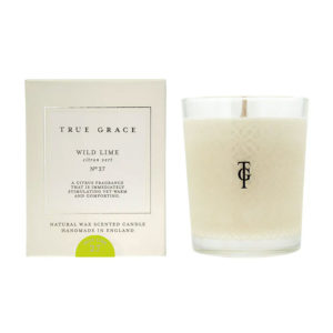 True Grace Classic Wild Lime Candle
