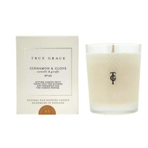 True Grace Cinnamon & Clove Candle